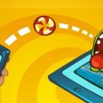 Om Nom: Candy Flick [App Store]