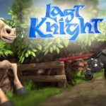 Last Knight от Crescent Moon Games [App Store]