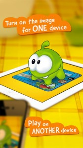 Om Nom: Candy Flick [App Store] Игры Zeptolab Cut the Rope AppStore