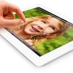 Apple анонсировали iPad 4 со 128 GB памяти