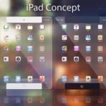 Концепт iPad из будущего