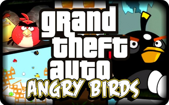 grand theft angry birds