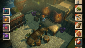 Oceanhorn-items