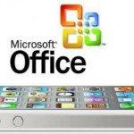 Microsoft не выпустит Office для iOS вплоть до осени 2014 года [Новости]