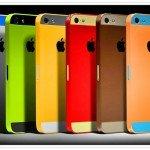 Будет ли iPhone цветным?