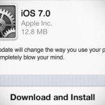 «Плоская» iOS 7 [Слухи]