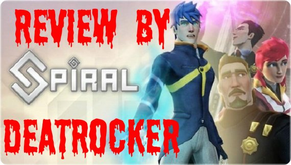 spiral review by deatrocker