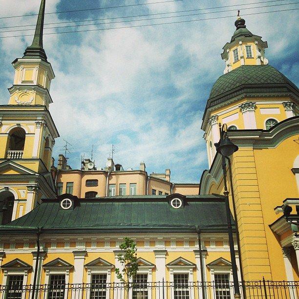 Питер Фото: yana_morozova