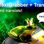 TextGrabber + Translator – необычная разработка от ABBYY