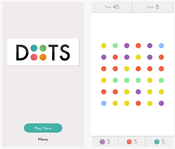 Dots-photo-description
