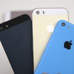 Первое видео с внешним сравнением iPhone 5S и iPhone 5C