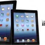 Утекшие снимки корпуса iPad 5 и нового iPad mini
