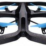 Parrot выпустила AR.Drone 2.0 с новыми возможностями