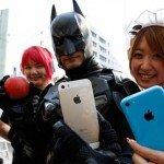 Как оно было… Старт продаж iPhone 5s/5c в магазинах Apple Store