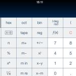 PCalc — лучший калькулятор для iOS + [Конкурс]