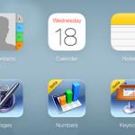 Веб-версия iCloud обновилась с полным редизайном