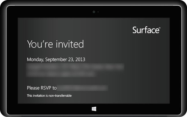 Microsoft-September-23-Surface-2-invite