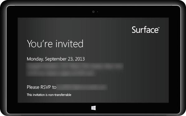 Microsoft-September-23-Surface-2-invite