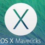 OS X Mavericks доступна для загрузки