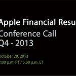 Apple отчитается о прошедшем квартале 28-го октября