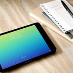Подборка минималистичных обоев для iPad и iPad mini