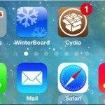 В новой iOS 7.0.3 Apple не закрыла старые уязвимости для проведения джейлбрейка