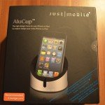 Just Mobile AluCup — удобная подставка для Вашего устройства