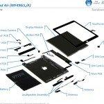 Компоненты новых iPad Air стоят от $274 до $361