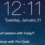 Calendar for Lockscreen — все уведомления из календаря на заблокированном экране смартфона [Jailbreak iOS 7]