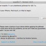 Evasi0n обновился с поддержкой iOS 7.1 beta 3