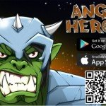Angry Heroes. Злые Герои добрались до Apple App Store