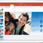 Office 365 вышел на iPad