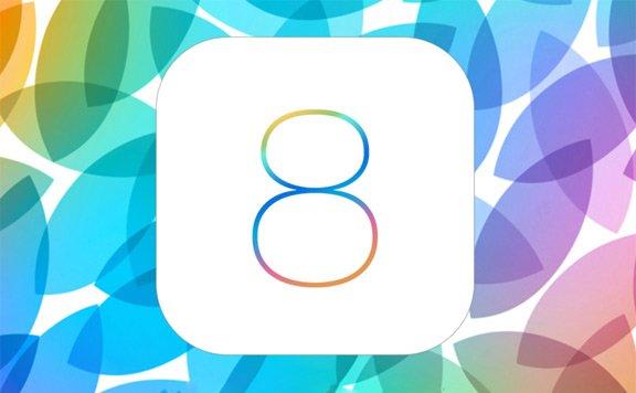 Скачать iOS 8 iphone 5