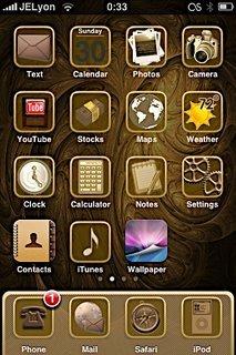 Chocolate Rain (Apolgee LTD Designs via BigBoss's Recommended sources)