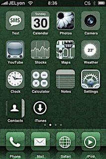 Mystique Green (Apolgee LTD Designs via BigBoss's Recommended sources)