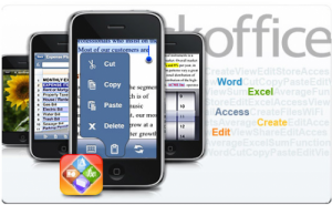 office ipod touch