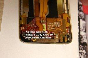 Внутренности iPod Touch 3G