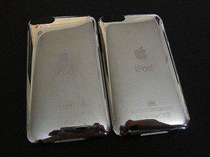 сравнение ipod touch 2g и ipod touch 3g