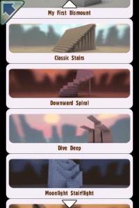 stair-dismount