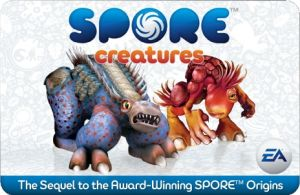 spore-creature