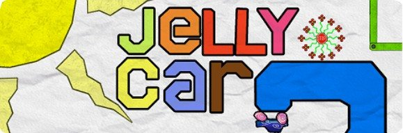 Jelly Car 3 [Обзор] iphone