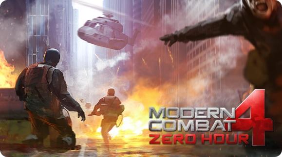 Modern Combat 4: Zero Hour от Gameloft [App Store] Игры Modern Combat Gameloft AppStore