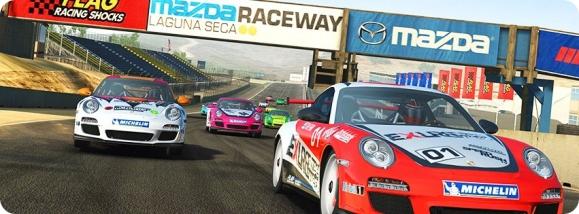 Real Racing 3 — дневник разработчиков и трейлер [Скоро] Скоро Игры Гонки Real Racing 3