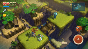 Oceanhorn-bow-gameplay