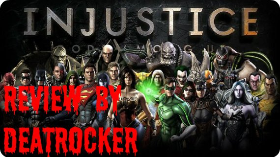 injustice gods among us ios review by deatrocker