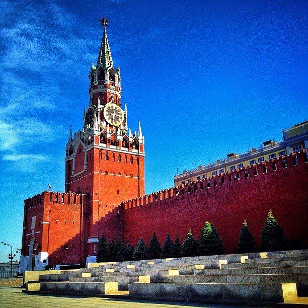 Москва Фото: andrey_aksen