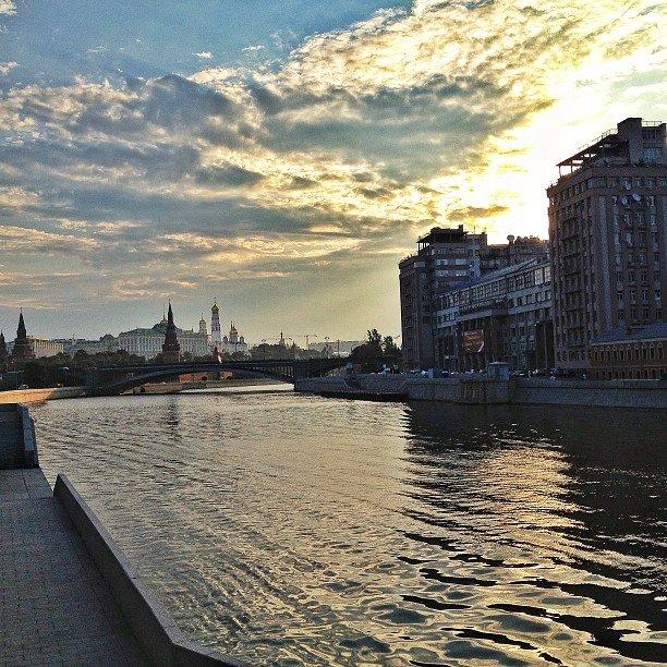 Москва Фото: x3pro