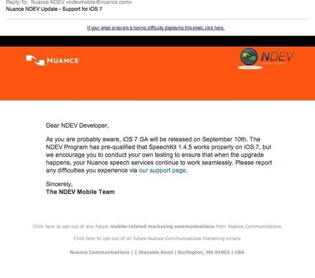 Nuance-email-iOS-7-availability