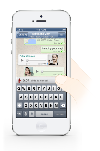 WhatsApp-voice-messaging-iPhone-screenshot-001