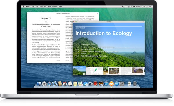 iBooks-for-OS-X-Mavericks-Multiple-books